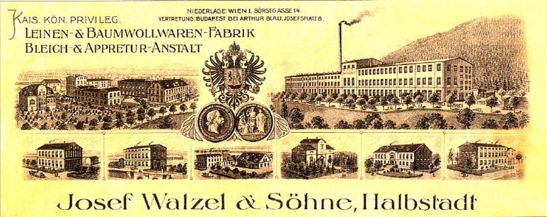 Josef Walzel, Sohne
